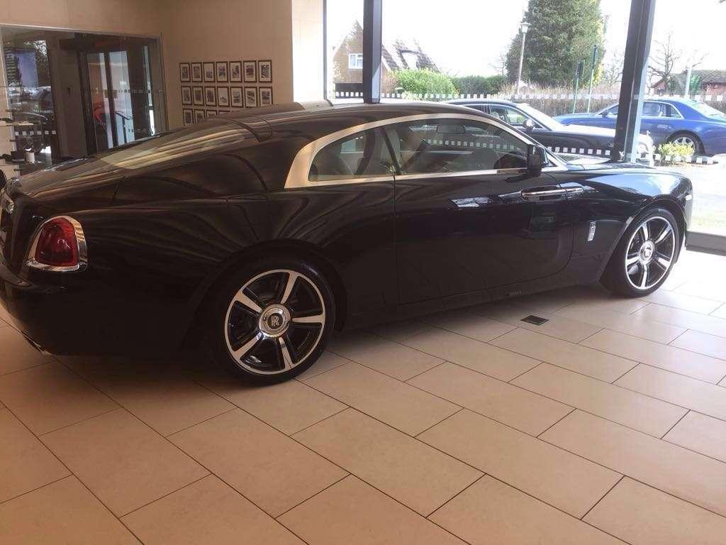 Rolls Royce Wraith RHD (Brand New)